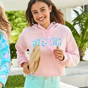 Lilly Pulitzer Karter hoodie M NWT
